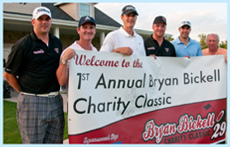 Bryan Bickell Golf Tournament